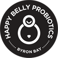 Happy Belly Probiotics Logo
